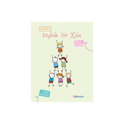 English for kids - clasa a IV-a - caiet de lucru