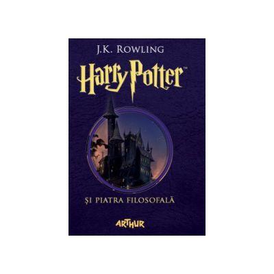 Harry Potter și piatra filosofală, vol. 1