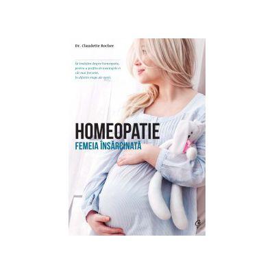 Homeopatie. Femeia însărcinată