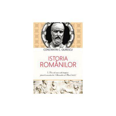 Istoria Romanilor 3 volume - Constantin C. Giurescu