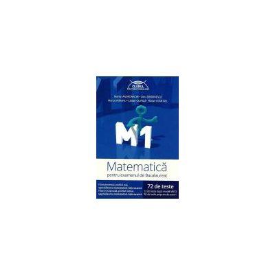 Bacalaureat 2016 Matematica M1 - 72 de teste