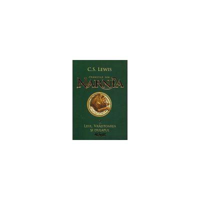 Leul, Vrajitoarea si Dulapul - Cronicile din Narnia Vol. 2