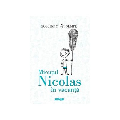 Micuțul Nicolas în vacanță