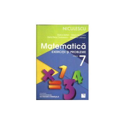 Matematica 2017 - Exercitii si Probleme pentru clasa a VII-a