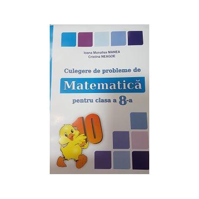 Puisor 2017 - Culegere de probleme de matematica pentru clasa a VIII-a
