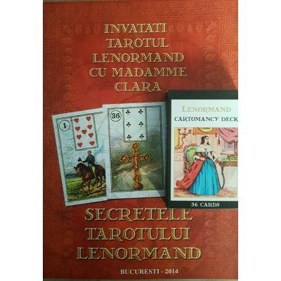 Invatati Tarotul lenormand cu Madamme Clara - Secretele Tarotului Lenormand
