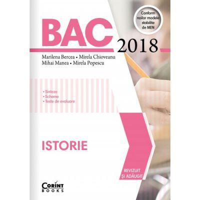 Bacalaureat 2018 - Istorie