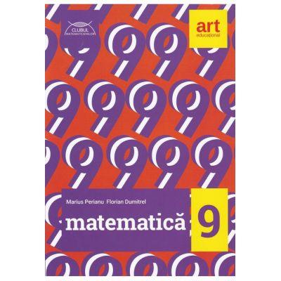 MATEMATICĂ pentru clasa a IX-a. CLUBUL MATEMATICIENILOR