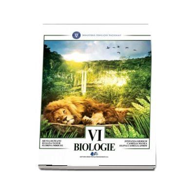 Biologie, manual pentru clasa a VI-a- Silvia Olteanu