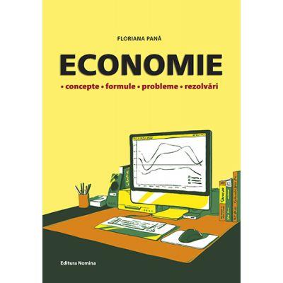 Bacalaureat 2019 Economie – concepte, formule, probleme, rezolvari