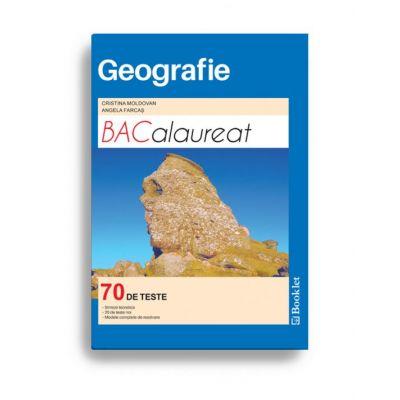 BACALAUREAT 2019 Geografie - 70 de teste