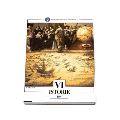 Istorie, manual pentru clasa a VI-a - Magda Stan
