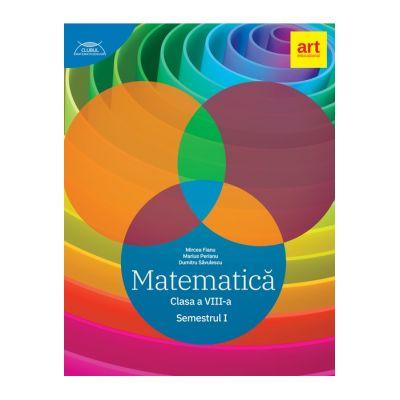 Clubul Matematicienilor 2019 - 2020 - Matematică - Clasa a VIII a - Semestrul 1 - Marius Perianu