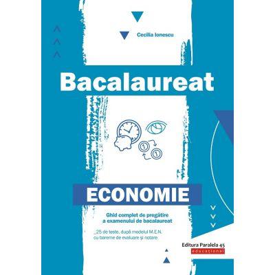 Bacalaureat 2020 - Economie
