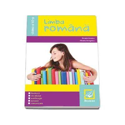 Limba si literatura romana(gramatica). Caiet de lucru pentru clasa a 6-a
