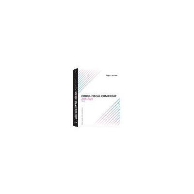 Codul fiscal comparat (cod+norme) 2018 – 2020 - 3 vol