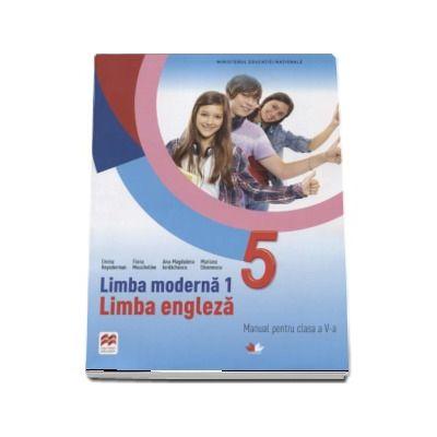 Curs de limba engleza, limba moderna 1, manual pentru clasa a V-a - Emma Heyerman (Contine editia digitala) - Heyederman, Emma