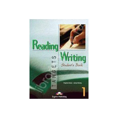 Curs pentru limba engleza. Reading and Writing Targets 1. Manualul elevului clasa a V-a