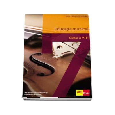 Educatie muzicala. Manual pentru clasa a VII-a - Comanita, Mariana Magdalena