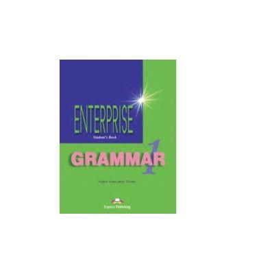 Carte de gramatica. Enterprise Grammar 1 (SB). Manualul elevului pentru clasa a V-a - Evans, Virginia