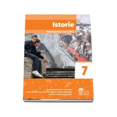 Istorie, manual pentru clasa a VII-a - Cioroianu, Adrian
