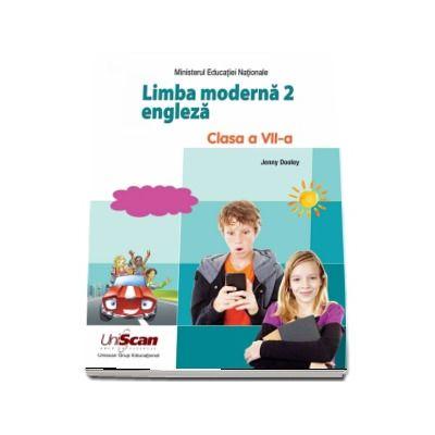 Limba moderna 2 engleza - manual de engleza pentru clasa a VII-a - Dooley, Jenny