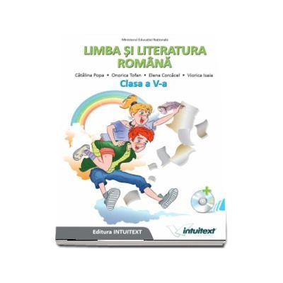 Limba si literatura romana, manual pentru clasa a V-a - Catalina Popa (Contine editia digitala) - Popa, Catalina