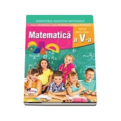 Matematica, manual pentru clasa a V-a - Marinescu, Mona