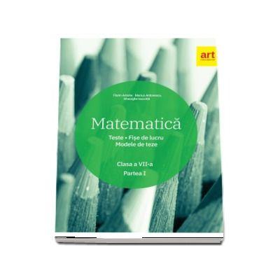 Matematica pentru clasa a VII-a, semestrul I