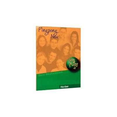 Limba germana manual clasa a VI-a, L2. Pingpong Neu 2 Lehrbuch. Dein Deutschbuch - ***
