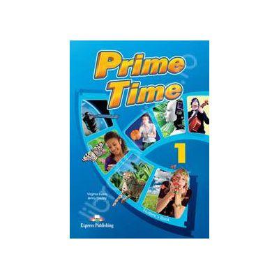 Prime Time 1, Students Book. Manual pentru clasa a V-a - Evans, Virginia