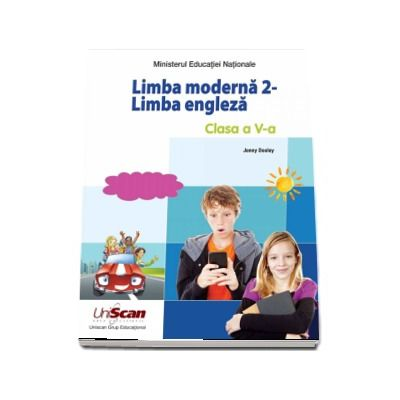 Students Book - Limba moderna 2. Manual limba engleza pentru clasa a V-a (Contine editia digitala) - Jenny Dooley - Dooley, Jenny