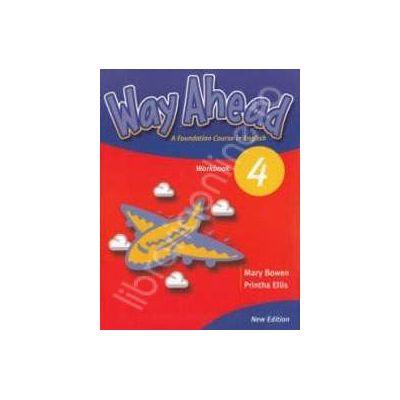 Way Ahead 4 Workbook. Caiet de limba engleza pentru clasa a VI-a - Bowen, Mary