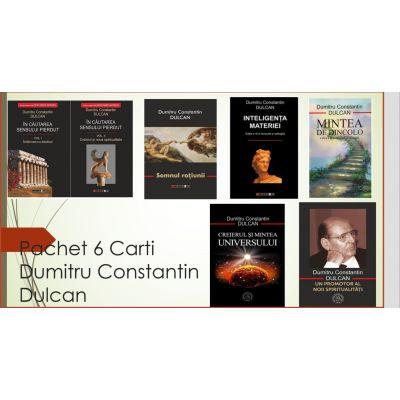 Pachet 6 Carti Dumitru Constantin Dulcan