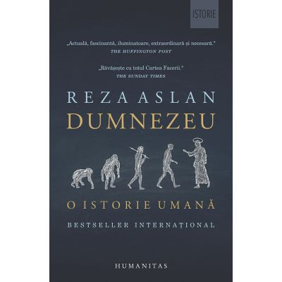 Dumnezeu. O istorie umană - Reza Aslan