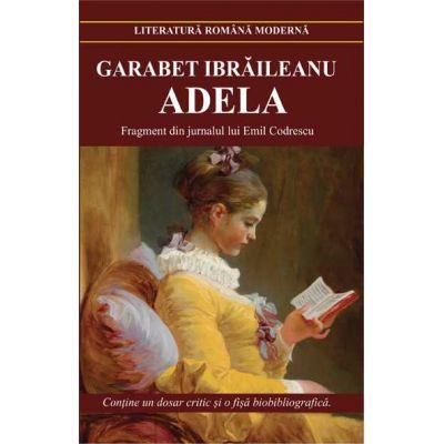 Adela – Garabet Ibraileanu