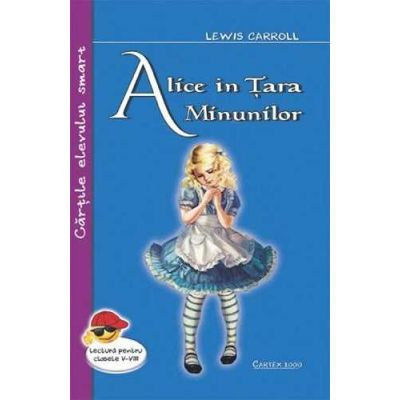 Alice in tara minunilor-Lewis Carroll