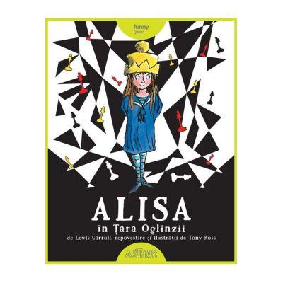 Alisa în Țara Oglinzii