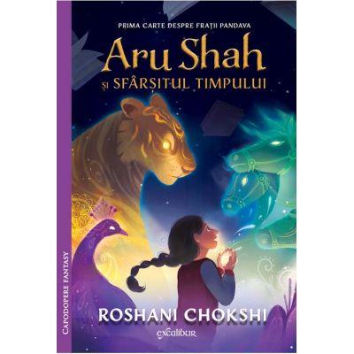 Aru Shah și sfârșitul timpului