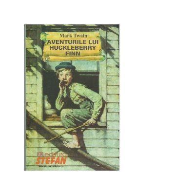 Aventurile lui Huckleberry Finn-Mark Twain