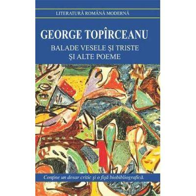 Balade vesele si triste-George Toparceanu