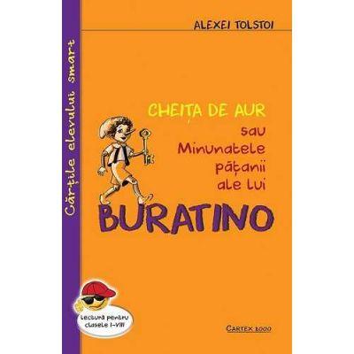 Buratino. Cheita de aur-Alexei Tolstoi