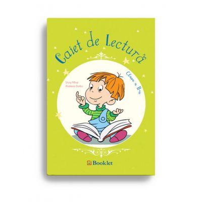 Caiet de lectură pentru clasa a II-a