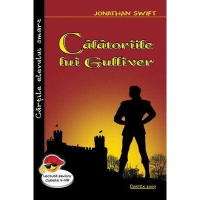 Calatoriile lui Gulliver-Jonathan Swif