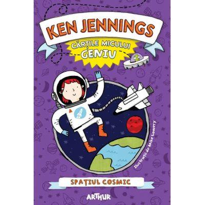 Cărțile micului geniu: Spațiul cosmic