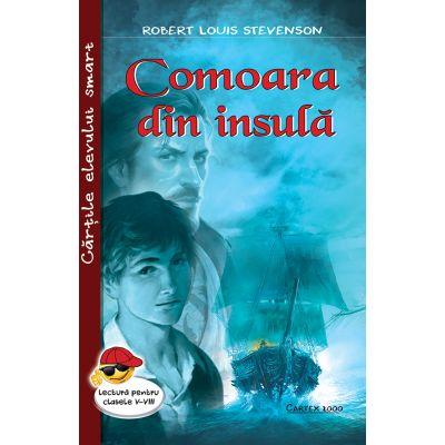 Comoara din insula-Louis Stevenson