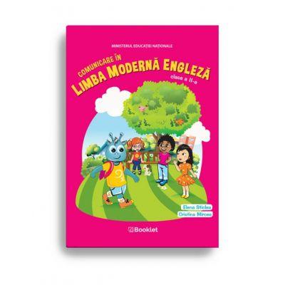 Comunicare in limba moderna engleza clasa a II-a