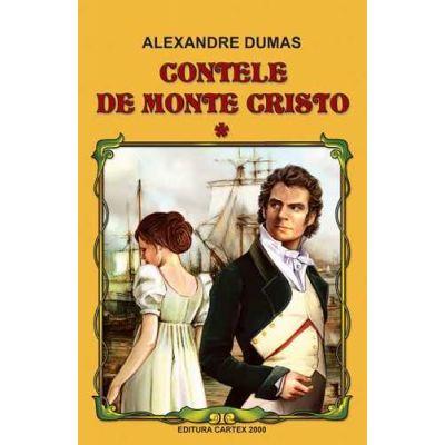 Contele de Monte-Cristo-Alexandre Dumas