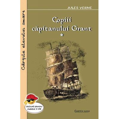 Copiii capitanului Grant-Jules Verne