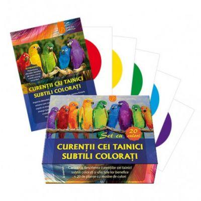 Curentii cei tainici subtili colorati